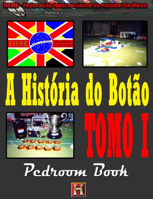 Federação lança revista virtual com A História do Botão e apresenta novas  capas para o ... f4c721c0fb04f